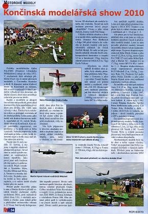 RC Revue 8/2010, stránka č. 34