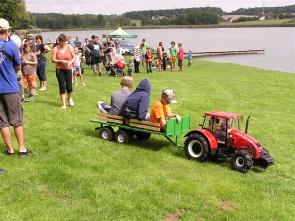Vodnické slavnosti na Broďáku 2010