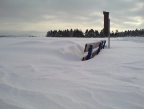 Zima 2010 na Končinách