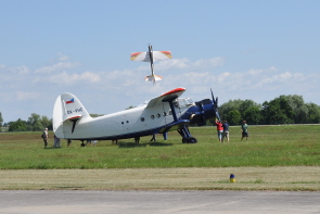 Open Skies for Handicapped 2012