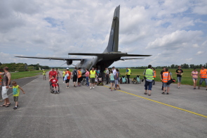 Open Skies for Handicapped 2013
