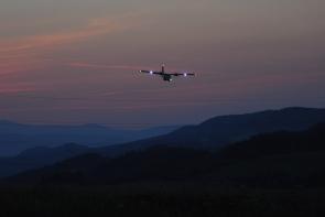 Noční lety na Končinách 2014