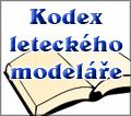 Kodex leteckého modeláře